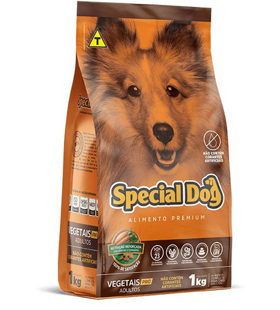 Special Dog Sabor Vegetais